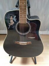 Westfield Electo-Acoustic guitar and bag
