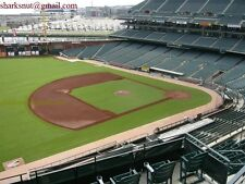 4/25 San Francisco GIANTS Los Angeles DODGERS ( 4 of 26 tix) SECOND ROW ATT Park