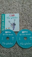 Roald Dahl The Witches Audio book CD  (Daily Mirror)