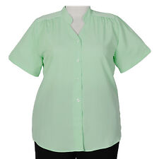 A Personal Touch Blouse Plus 5X-6X Women's Shirt