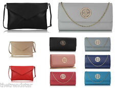 Womens New Fashion Ladies Evening Prom Party Flap Designer Clutch Bags