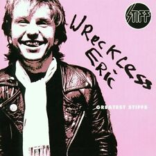 Wreckless Eric-Greatest Stiffs  CD NEW