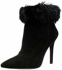 Jessica Simpson Womens Carine2 Suede Pointed Toe Ankle Fashion Boots