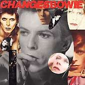 DAVID BOWIE  CHANGESBOWIE GREATEST HITS  RYKODISC CD BEST RYKO CHANGES