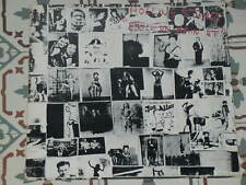 ROLLING STONES - Exile On Main St FRENCH 2 LP + POSTCARDS