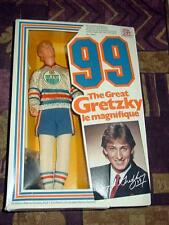 Mattel - The Great Gretzky - Wayne Gretzky Doll - Collectible - Unopened