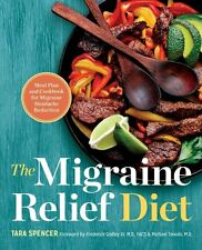 The Migraine Relief Diet Meal Plan and Cookbook for Migraine He... 9781623157043