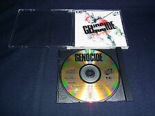 "NEC PC ENGINE CD ROM SUPER CD-ROM "" GENOCIDE "" IMPORT JAPAN Game Original"