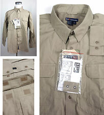 NEW 511 Tactical Series XS Triple Stitched Heavy Vented Shirt HIDDEN POCKETS NWT