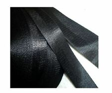 1Inch 12yds / 24yds / 50yds 2 Panel Black Lite Weight Nylon Webbing Strapping