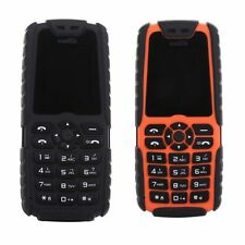 Unlocked Dual Sim Card Mobile Phone GSM Camera 5000mAh Cellphone Waterproof US