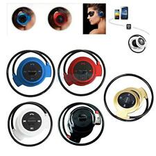 Sport Wireless Bluetooth 3.0 Headset Headphone Earphone Stereo Mini For iPhone