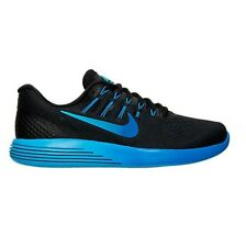 Men's Nike LunarGlide 8 Running Shoes Black Royal Many Sizes #687 Brand New