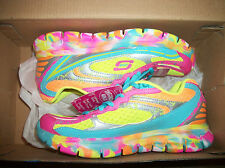 Skechers Girls Synergy Confetti Color  Girls Youth  New sz 12 G