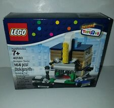 NEW Lego Toys R Us TRU Exclusive 40180 Bricktober Theater 2014 1st in Series