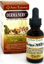 Derma NERV Organic Nerve support, Separation Anxiety & Travel Sickness -Amber Te