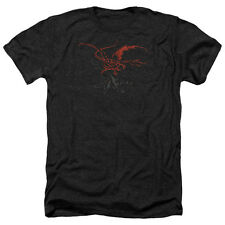 The Hobbit Smaug Mens Heather Shirt