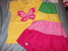 NWT Gymboree Strawberry Sweetheart/ Island Lily outfit j you choose the size