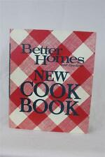 Better Homes and Gardens new Cook Book Binder 3rd printing C 1968 1970(#35)