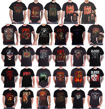 Slayer T Shirt official band logo reign in blood thrash metal new mens