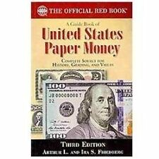 A Guide Book of United States Paper Money by Friedberg (2010, Paperback)