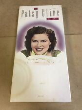 The Patsy Cline Collection CD Box Set  -  4 Discs Complete with Booklet - Mint
