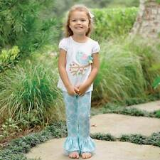 Mud Pie Baby Girls Little Chick Pants 2 Pc Set 1112103 Easter Spring Outfit New