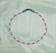 -FLORIDA  GATORS - PARACORD NECKLACE or BRACELET