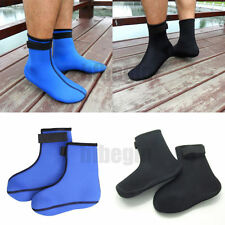 New 2.5MM Neoprene Diving Scuba Surfing Swimming Watersports Boot Wet Socks