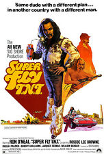 Super Fly TNT - 1973 - Movie Poster