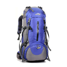 Outdoor Climbing Backpack Camping Hiking Bags Travel Shoulders Bag Packs 50L