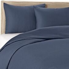 NEW ADVANCE BLUE  1000TC EGYPTIAN COTTON COMPLETE BEDDING COLLECTION SHEET SET