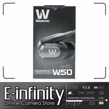 NEW Westone W50 Five-Driver with 3-Way Crossover In-Ear Monitor Headphone
