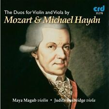 Magub:vln/Busbridge:vla-Duos for Violin & Viola, The  (UK IMPORT)  CD NEW