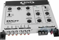 Boss BX35 3-Way Electronic Crossover with Subwofer Input