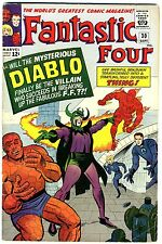 "Fantastic Four #30  VG   1964    ""strict grading"" and ""1 day shipping"""