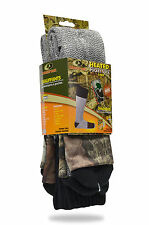 Mossy Oak Heated Acrylic Sock Two Pack+2 Free Foot Warmers FREE SHIPPING