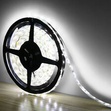 SMD 5M 12V 3528 300 Leds Non Waterproof Flexible Warm Cool White LED Strip Light