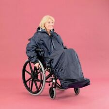 Unlined Wheelchair Mac with Sleeves
