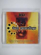 IDJ - 3am Recordings - Music CD
