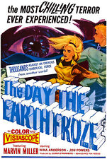 The Day The Earth Froze - 1959 - Movie Poster