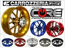 YAMAHA YZF R1 2006 CARROZZERIA VTRACK FORGED WHEELS SET OF 2