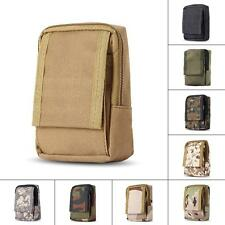 Military EDC Packs Waist Bag Investigate Tools Pouch Equipment Case Waist Pouch