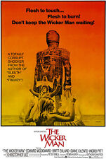 The Wicker Man - 1973 - Movie Poster