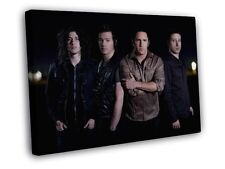 Nine Inch Nails Industrial rock band Music FRAMED CANVAS Print