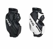 Karsten PING Golf New For 2017 DLX  Cart Bag 15 Way Top Free Custom Embroidery