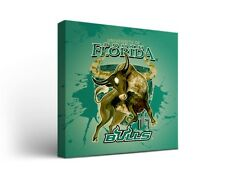 South Florida Usf Bulls Canvas Wall Art Guy Harvey Design