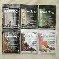 Shakeology Shake Single Packet - Choose 1 or more flavor options