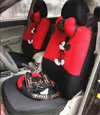 18PCs Universal Auto/Car Seat Covers Two colors available + gift