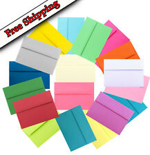 Assorted or Pick Color Envelopes for Invitations Greeting Cards Announcements